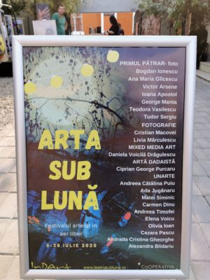 Day one at Teatru sub luna Festival