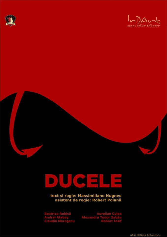 DUCELE by Breasla Actorilor @ CoOperativa