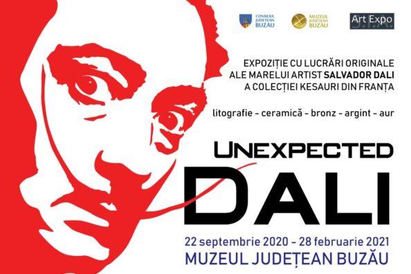 "Salvador Dali – ""Unexpected Dali"" @ Buzau County Museum"
