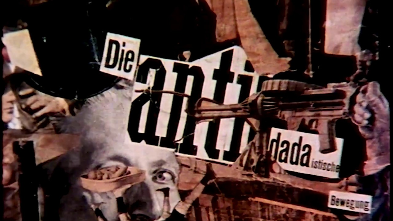 Dada and Surrealism: Europe After the Rain documentary (1978)