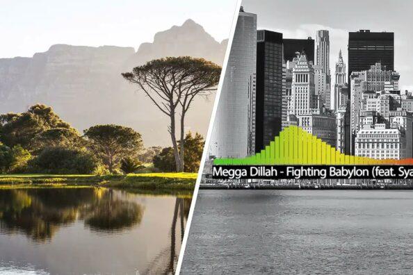 Megga Dillah – Fighting Babylon [feat. Syan Lion]