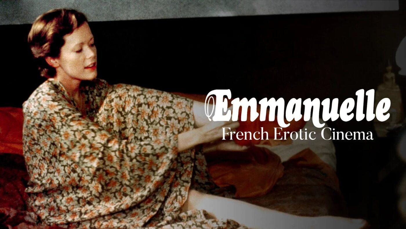 Emmanuelle ☛ Queen of French Erotic Cinema @arteTV