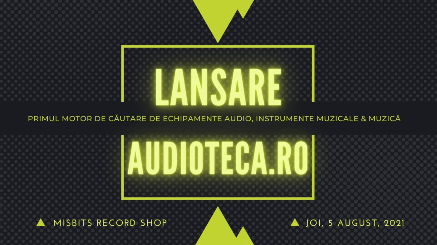 Moments from Audioteca Launch Party @ Misbits Record Shop