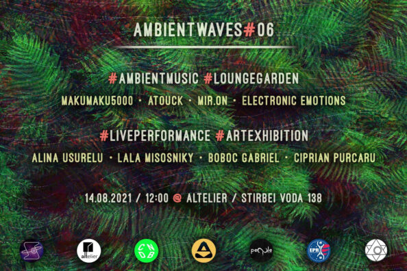 Moments from Ambientwaves #06 w. Soundsphere Crew